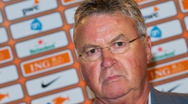 Hollanda'da Hiddink depremi!