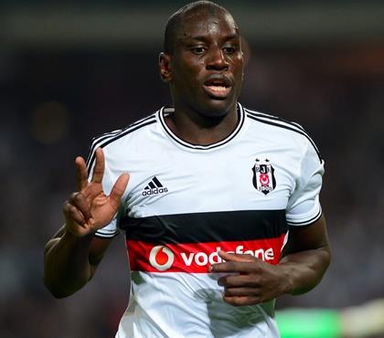 Beşiktaş'tan Demba Ba geçti!