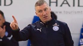 Leicester City'den şok karar