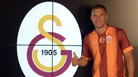 Ve Podolski formayı giydi!..