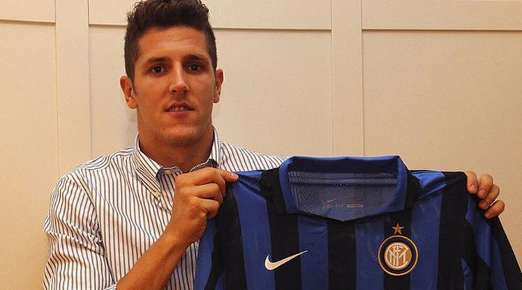 Inter Jovetic'i kiraladı!..