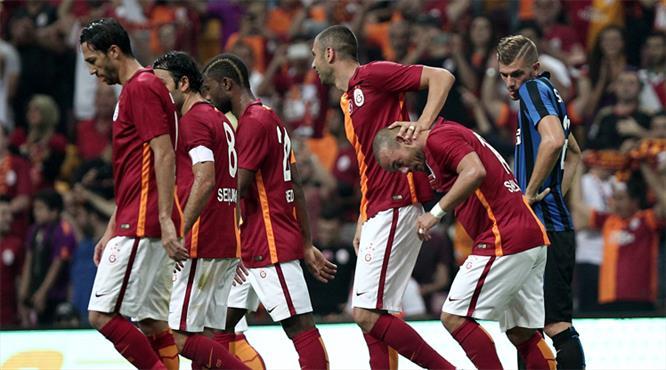 Galatasaray Mancini'yi üzdü!..