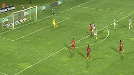 İşte Bursa'yı yıkan gol! Dakika 90+2...