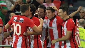 Bilbao işi tek golle bitirdi