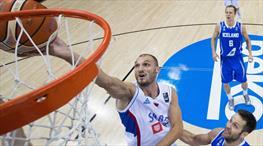 Sırbistan zorlanmadı