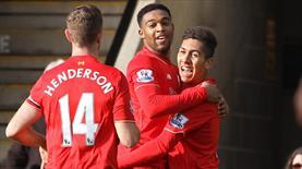 Norwich City: 4 - Liverpool : 5 (ÖZET)