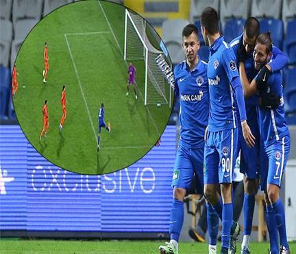 Eren Derdiyok'tan fantastik bir gol