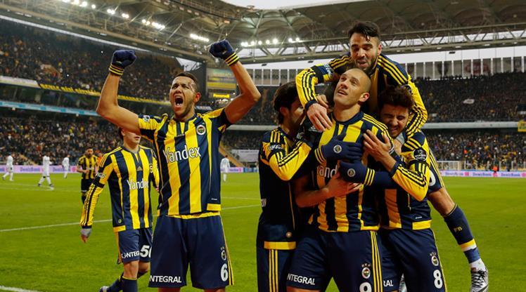 Ersun Yanal:''Fenerbahçe ligin en iyi savunma yapan takımı''