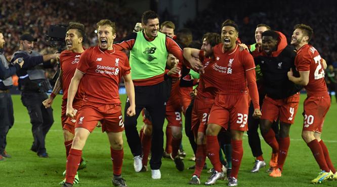 Liverpool - Stoke City: 5-4 (ÖZET)