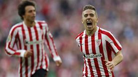 5 gollü Bask derbisi Bilbao'nun (ÖZET)