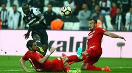Aboubakar'dan Antalyaspor'a harika gol!