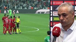 Çalımbay'ın isyanı! ''Aynı pozisyon Antalyaspor'a olsa...''