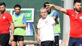 Antalyaspor'da kupa mesaisi