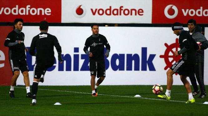 Beşiktaş Gençler'e hazırlanıyor