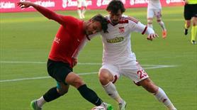 Gol düellosu Sivasspor'un