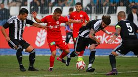 Antalyaspor'a kupa şoku!