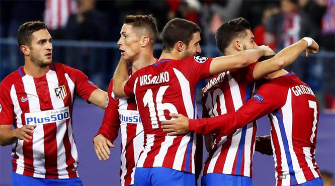 Atletico Madrid'i Griezmann uçurdu