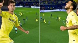 Bir maçta iki jeneriklik gol! Villarreal uçuşa geçti...