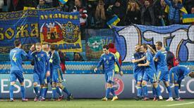 Ukrayna ikinciliğe yükseldi
