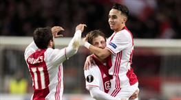 Ajax lider çıktı