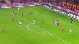 Bir penaltı itirazı da Bursaspor'dan...