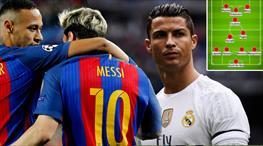 Ronaldo bunu duymasın! İşte dünyanın en pahalı 11'i!