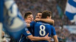 Schalke 04 'Kurtlar'ı parçaladı