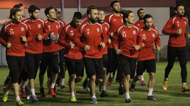 Samsunspor'da 8 maçlık hasret
