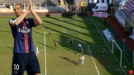 Muhammet'ten Ibrahimovic'i kıskandıran hareket!