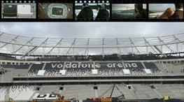 İşte Beşiktaş'ın yeni stadı Vodafone Arena'nın yeni reklam filmi