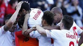Sevilla'ya 6 dakika yetti!