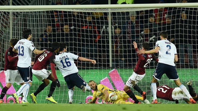 Lazio istediğini aldı