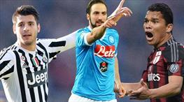 Zirve için dev kapışma! İtalya bu golü konuşuyor!..