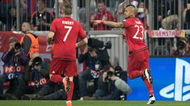 Bayern Münih: 1 - Benfica: 0