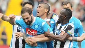 Napoli'nin yıldızı Higuain'e 4 maç ceza cerildi