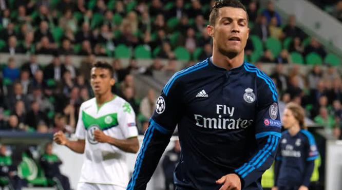 Wolfsburg - Real Madrid: 2-0