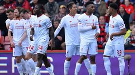 Liverpool'a 4 dakika yetti