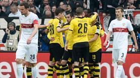 Dortmund seriye bağladı