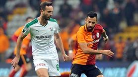 Galatasaray ile Bursa 94. kez