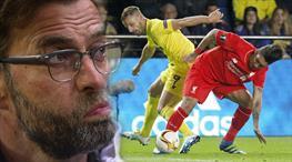 Villarreal: 1 - Liverpool: 0