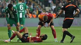 Podolski'yi çıldırtan pozisyon!