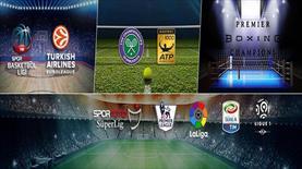 Lig TV'de futbol dolu cumartesi...