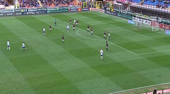 'Yeni Buffon'a jeneriklik gol!