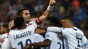 Lyon gol oldu yağdı! 6-1! (ÖZET)