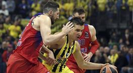 Böyle hakem rezaleti olamaz! Canın sağolsun Fenerbahçe! (ÖZET)