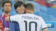Löw'den Podolski'ye övgü