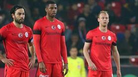 Galatasaraylı Donk, Fenerbahçe maçı kadrosuna alınmadı