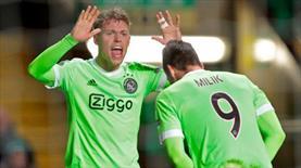 Ajax'ın yıldızı Premier Lig'de