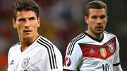 Löw müjdeyi verdi! Gomez ve Podolski Euro 2016'da!..