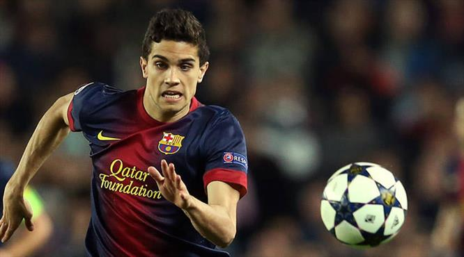 Barcelona Marc Bartra'yı Dortmund'a sattı